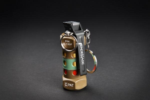 FLASHBANG - Feuerzeug - (Feuerzeug in Blendgranaten-Design / Höhe: ca. 7cm)