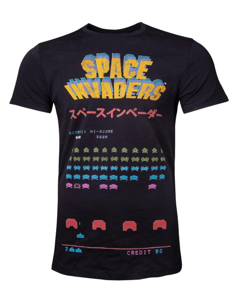 Space Invaders - Level - T-Shirt