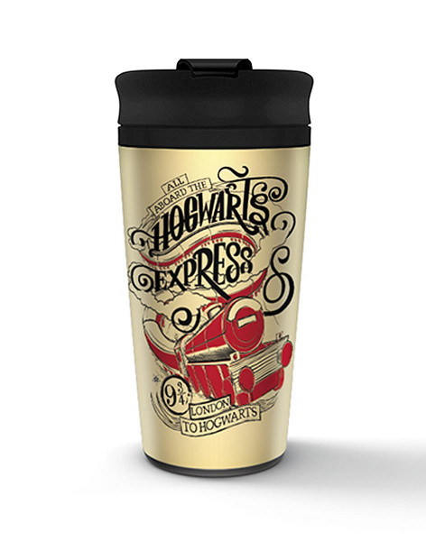 Harry Potter - Coffee-To-Go-Becher - Hogwarts
