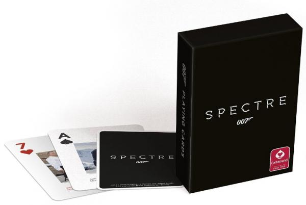 James Bond - 007 Spectre Pokerkarten